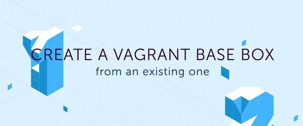 vagrant导入导出镜像box