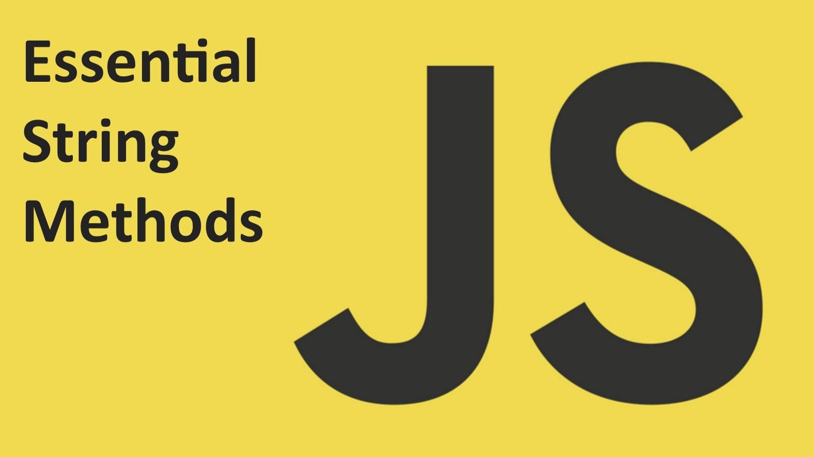 js中的String对象