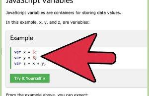 js中的变量与常量